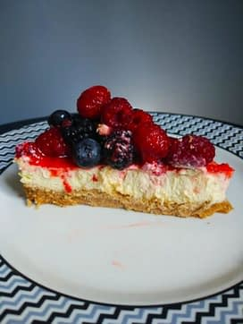Cheesecake Low Carb - Receita